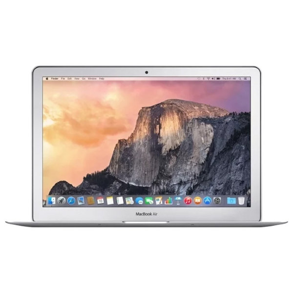 "Ноутбук Apple MacBook Air 13"" MQD42 (Intel Core i5 1800 MHz/13.3""/1440x900/8Gb/256Gb SSD/DVD нет/Intel HD Graphics 6000/Wi-Fi/Bluetooth/MacOS X)"