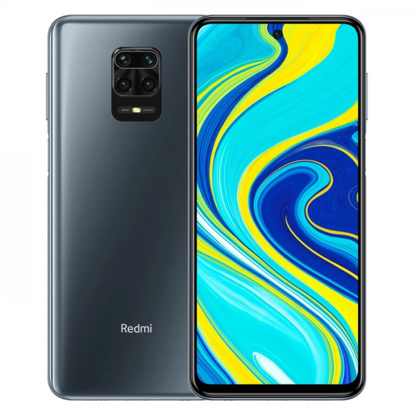 Смартфон Xiaomi Redmi Note 9S 6/128Gb Grey (Серый)