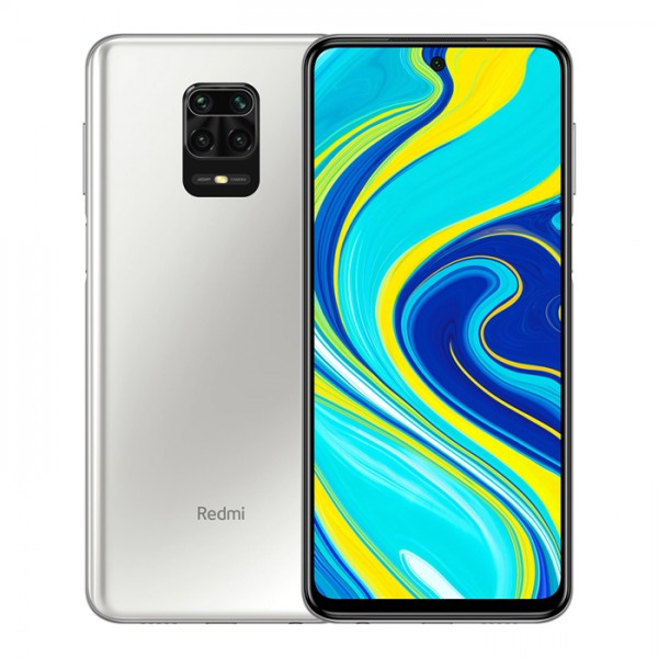 Смартфон Xiaomi Redmi Note 9S 6/128Gb White (Белый)