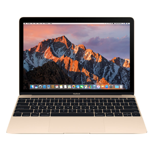 "Ноутбук Apple MacBook 12"" MNYL2 (Dual-Core Intel Core i5 1.3GHz/8GB/512GB/Intel HD Graphics 615/Gold)"