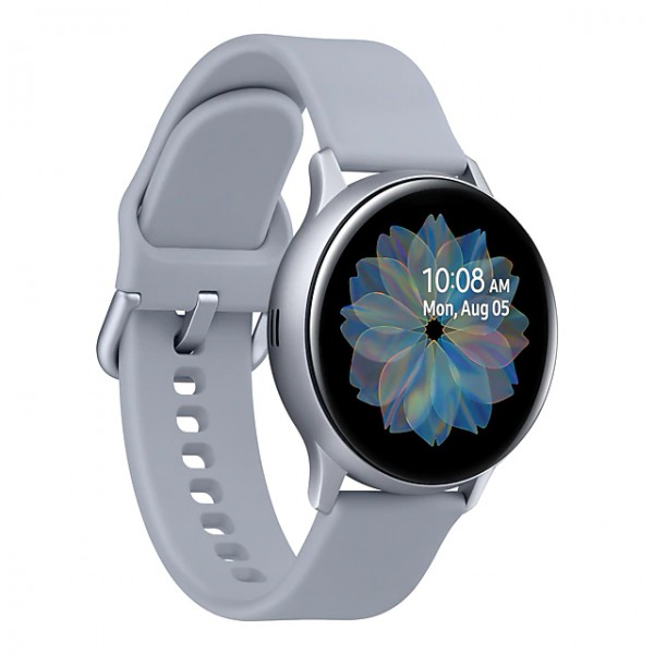 Часы Samsung Galaxy Watch Active2 44 мм Silver (Серые)