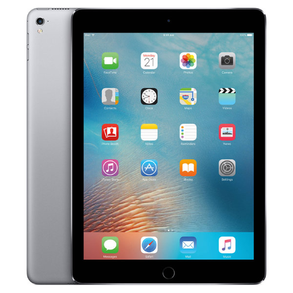 Планшет Apple iPad 2017 32Gb Wi-Fi+Cellular Space Gray