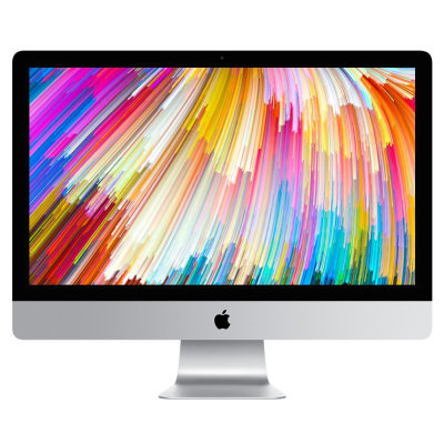 "Моноблок Apple iMac 27"" (Intel Xeon W 3.2GHz/32Gb/1Tb/Radeon Pro Vega 560 8Gb) MQ2Y2"