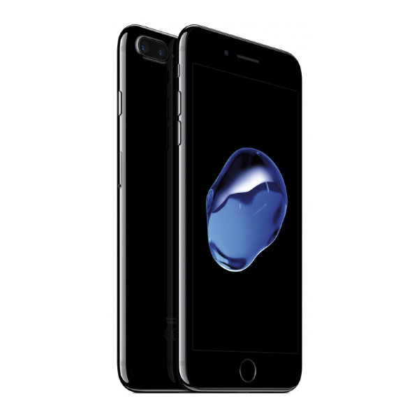 Смартфон Apple iPhone 7 Plus 128Gb Jet Black (чёрный оникс)