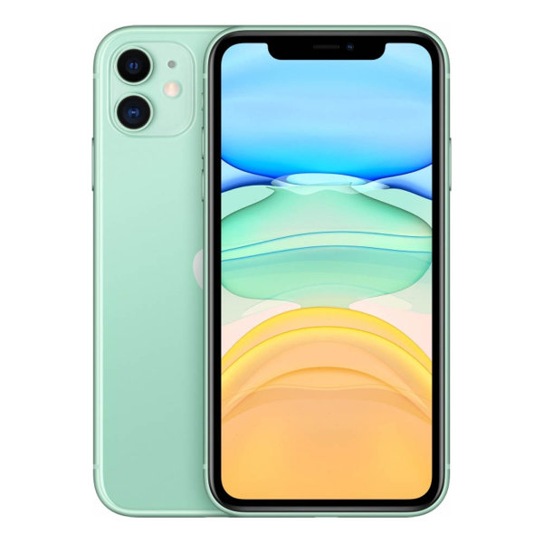 Смартфон Apple iPhone 11 256GB Зеленый