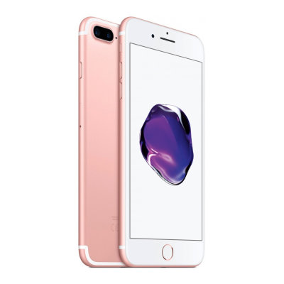 Смартфон Apple iPhone 7 Plus 32Gb Rose Gold A1661 (актив, до 12.01.18)