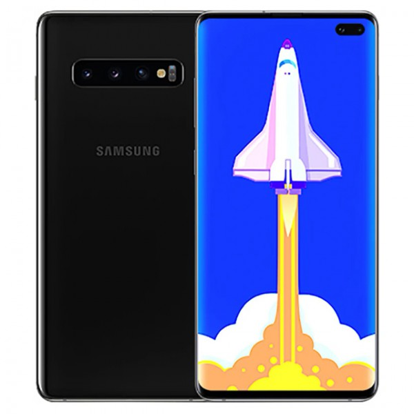 Смартфон Samsung Galaxy S10+ 2019 8/128Gb Black (Черный)