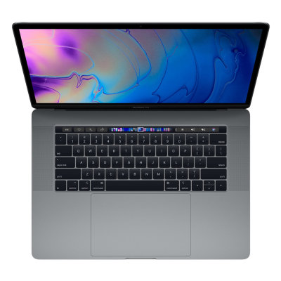 "Ноутбук Apple MacBook Pro 15"" 2019 MV902 (Intel Core i7 2.6GHz/16GB/256GB SSD/AMD Radeon Pro 555X/Space Gray)"