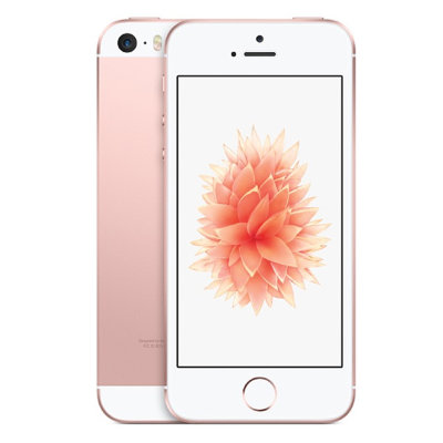 Смартфон Apple iPhone SE 16Gb Rose Gold A1622 (актив)