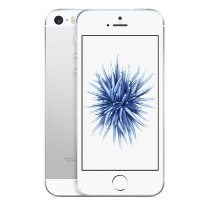 Смартфон Apple iPhone SE 64Gb Silver A1622 (актив)