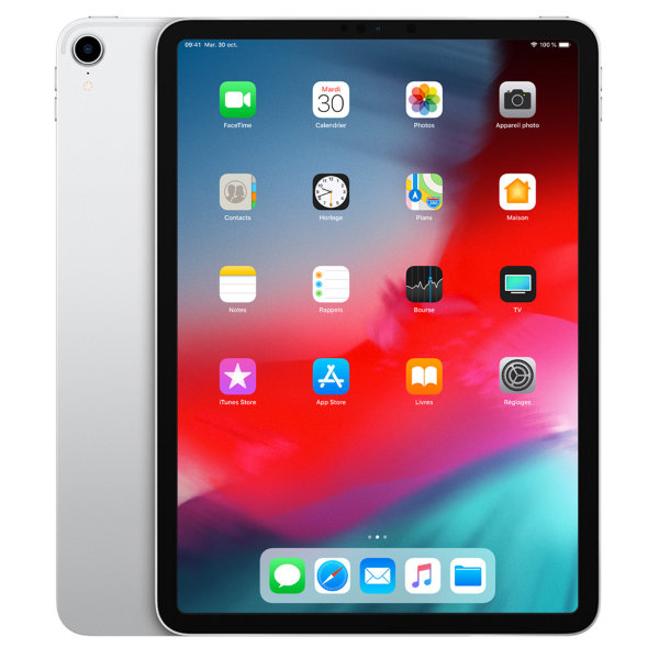 "Планшет Apple iPad Pro 11"" 2018 64Gb Wi-Fi Silver"