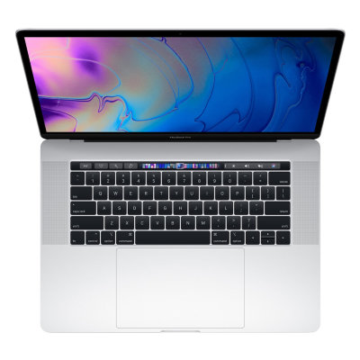 "Ноутбук Apple MacBook Pro 15"" 2019 MV922 (Intel Core i7 2.6GHz/16GB/256GB SSD/AMD Radeon Pro 555X/Silver)"