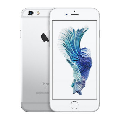 Смартфона Apple iPhone 6s 32Gb Silver A1688 (актив, до 15.01.18)