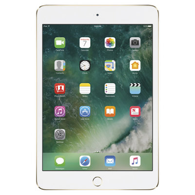 Планшет Apple iPad mini 4 128GB Wi-Fi+Cellular Gold