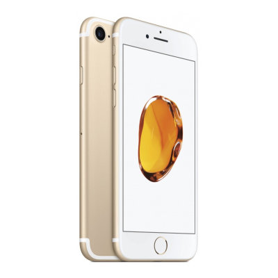 Смартфон Apple iPhone 7 128Gb Gold A1778 (актив, до 24.01.18)