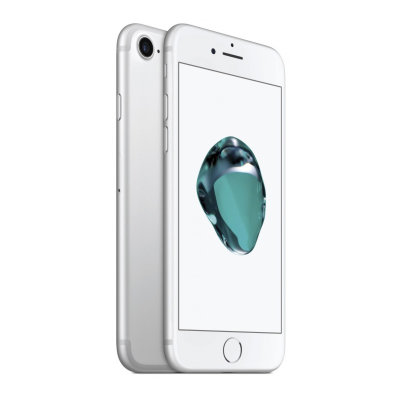 Смартфон Apple iPhone 7 32Gb Silver A1778 (актив, до 11.01.18)