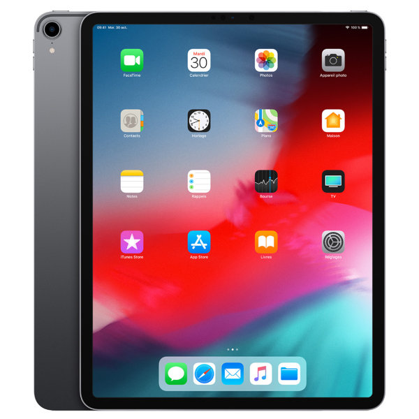 "Планшет Apple iPad Pro 12.9"" 2018 512Gb Wi-Fi+Cellular Space Gray"