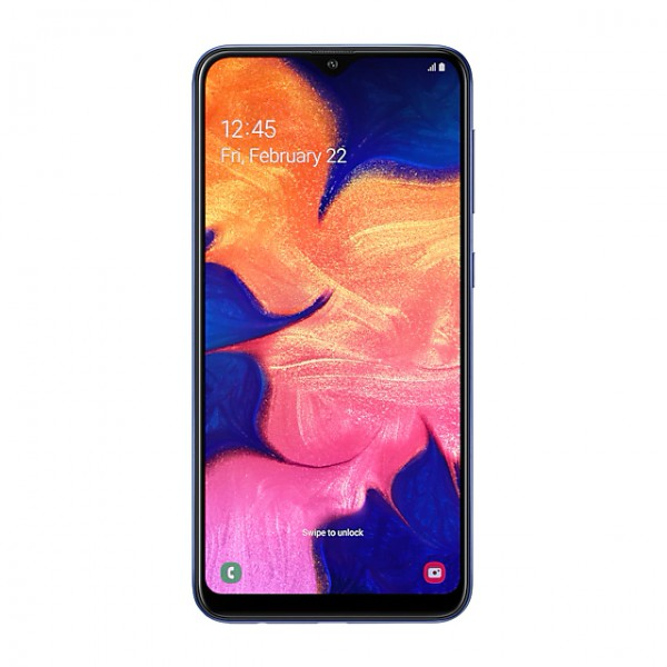 Смартфон Samsung Galaxy A10 32GB (2019) Blue (Синий)