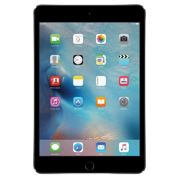 Планшет Apple iPad mini 3 64GB Wi-Fi+Cellular Space Gray