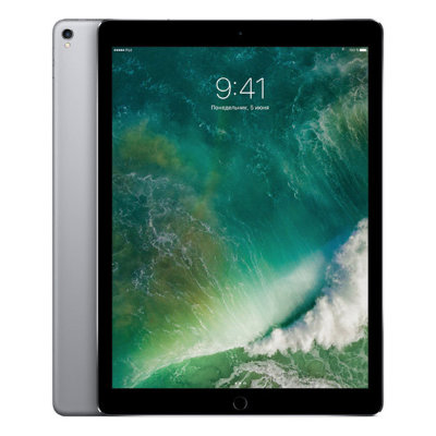 "Планшет Apple iPad Pro 12.9"" 2015 128Gb Wi-Fi+Cellular Space Gray"