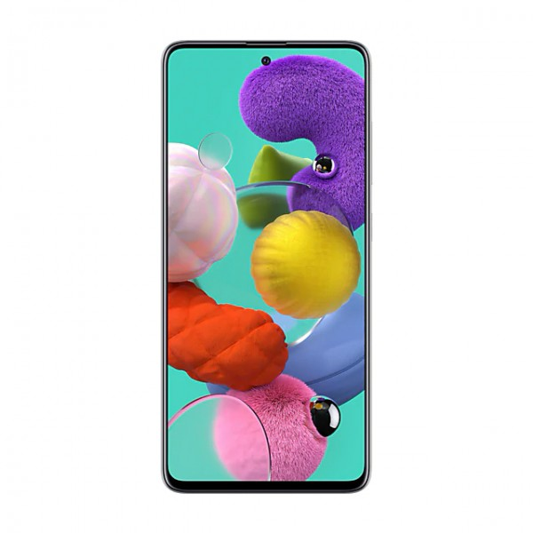 Смартфон Samsung Galaxy A51(2020) 64GB White (Белый)