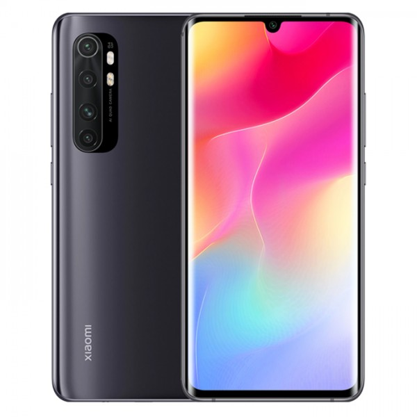 Смартфон Xiaomi Mi Note 10 Lite 6/128Gb Black (Черный)