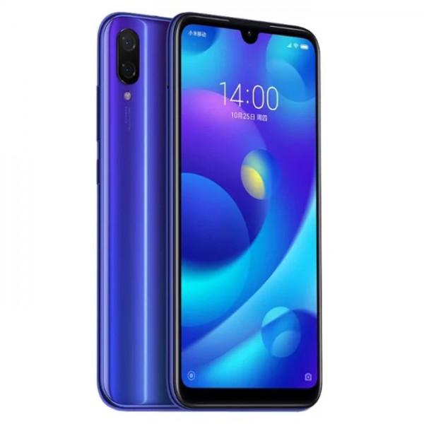 Смартфон Xiaomi Mi Play 4/64Gb Blue (Голубой)