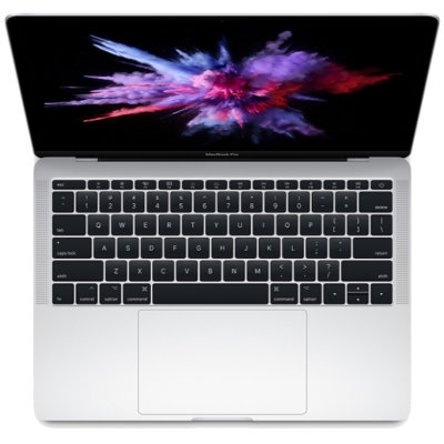 "Ноутбук Apple MacBook Pro 13"" 2017 MPXR2 (Intel Core i5 2300 Mhz/13.3""/2560x1600/8Gb/128Gb SSD/Intel Iris Graphics 640/Silver)"