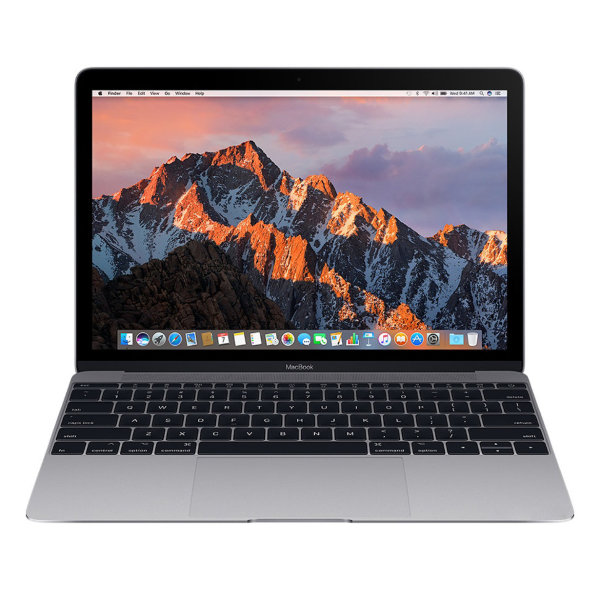 "Ноутбук Apple MacBook 12"" MNYH2 (Dual-Core Intel Core m3 1.2GHz/8GB/256GB/Intel HD Graphics 615/Silver)"