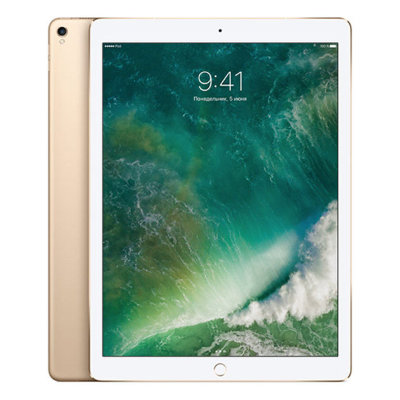 "Планшет Apple iPad Pro 12.9"" 2015 128Gb Wi-Fi+Cellular Gold"