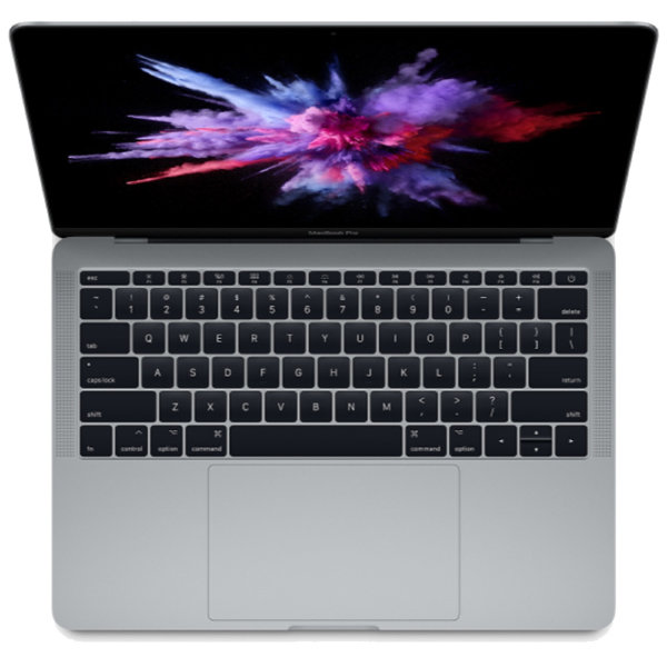 "Ноутбук Apple MacBook Pro 13"" 2017 MPXW2/Z0UK0002X  (Intel Core i7 2500 Mhz/13.3""/2560x1600/16Gb/1Tb SSD/Intel Iris Plus Graphics 640/Space Gray)"