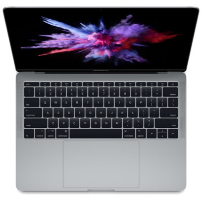 "Ноутбук Apple MacBook Pro 13"" 2017 MPXT2RU/A (Intel Core i5 2300 Mhz/13.3""/2560x1600/8Gb/256Gb SSD/Intel Iris Graphics 640/Space Gray)"